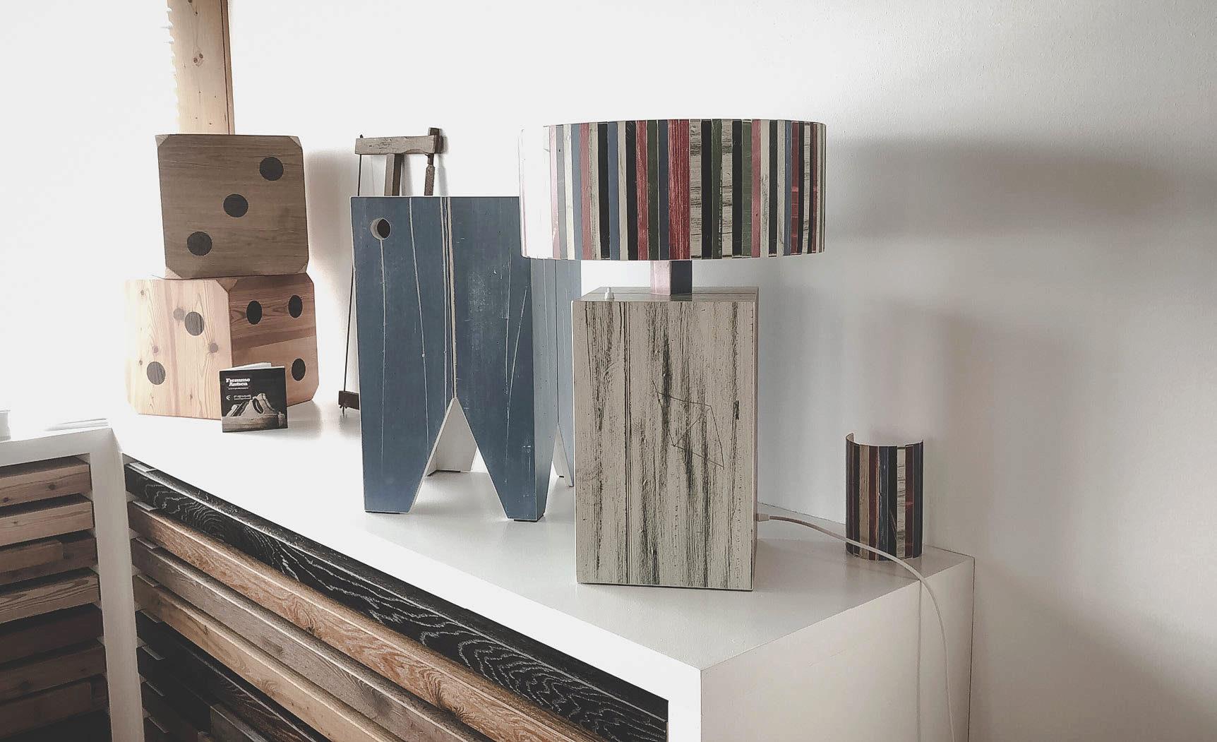 oggetti d'arredo legno parquet