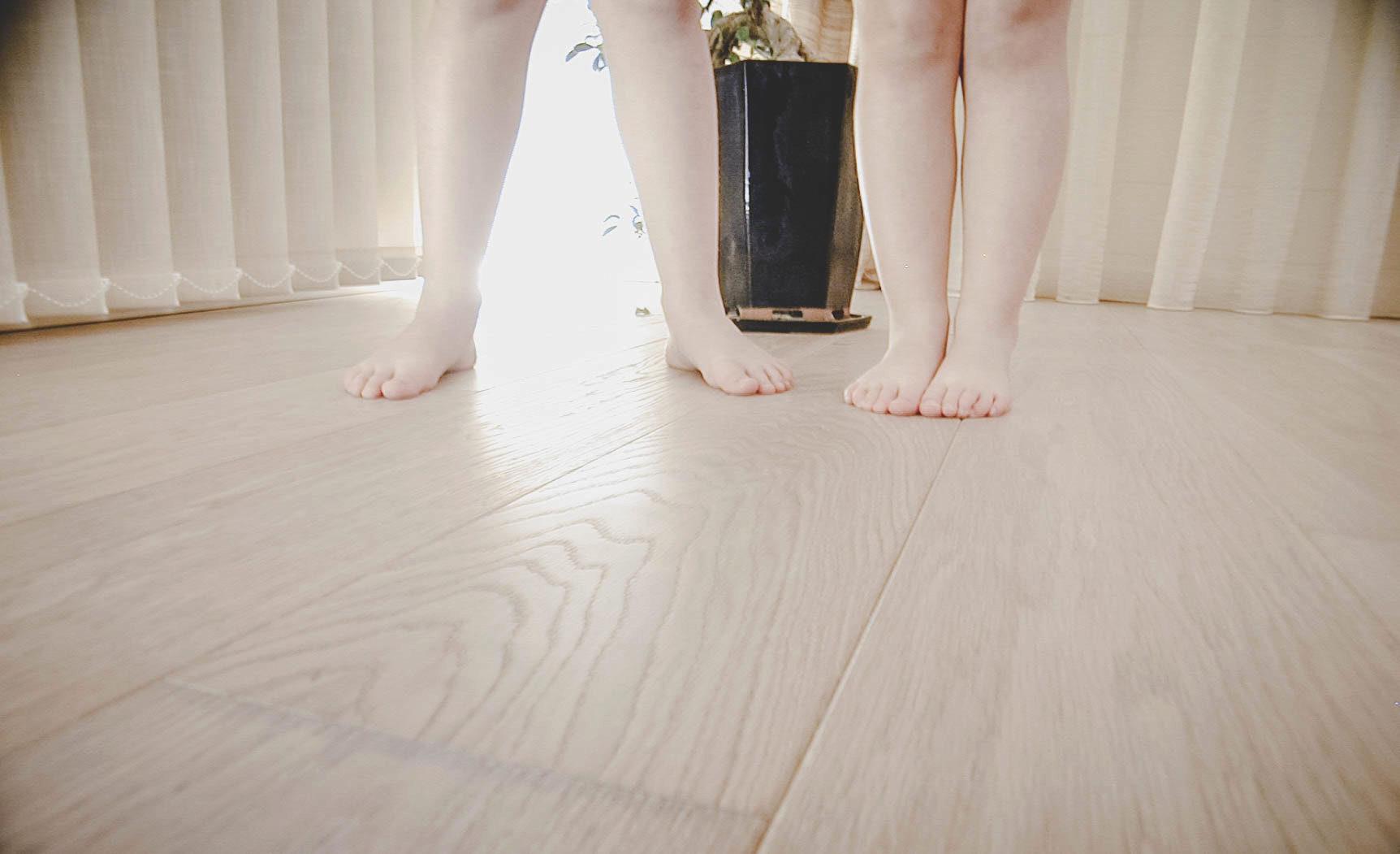 finiture pavimento in legno