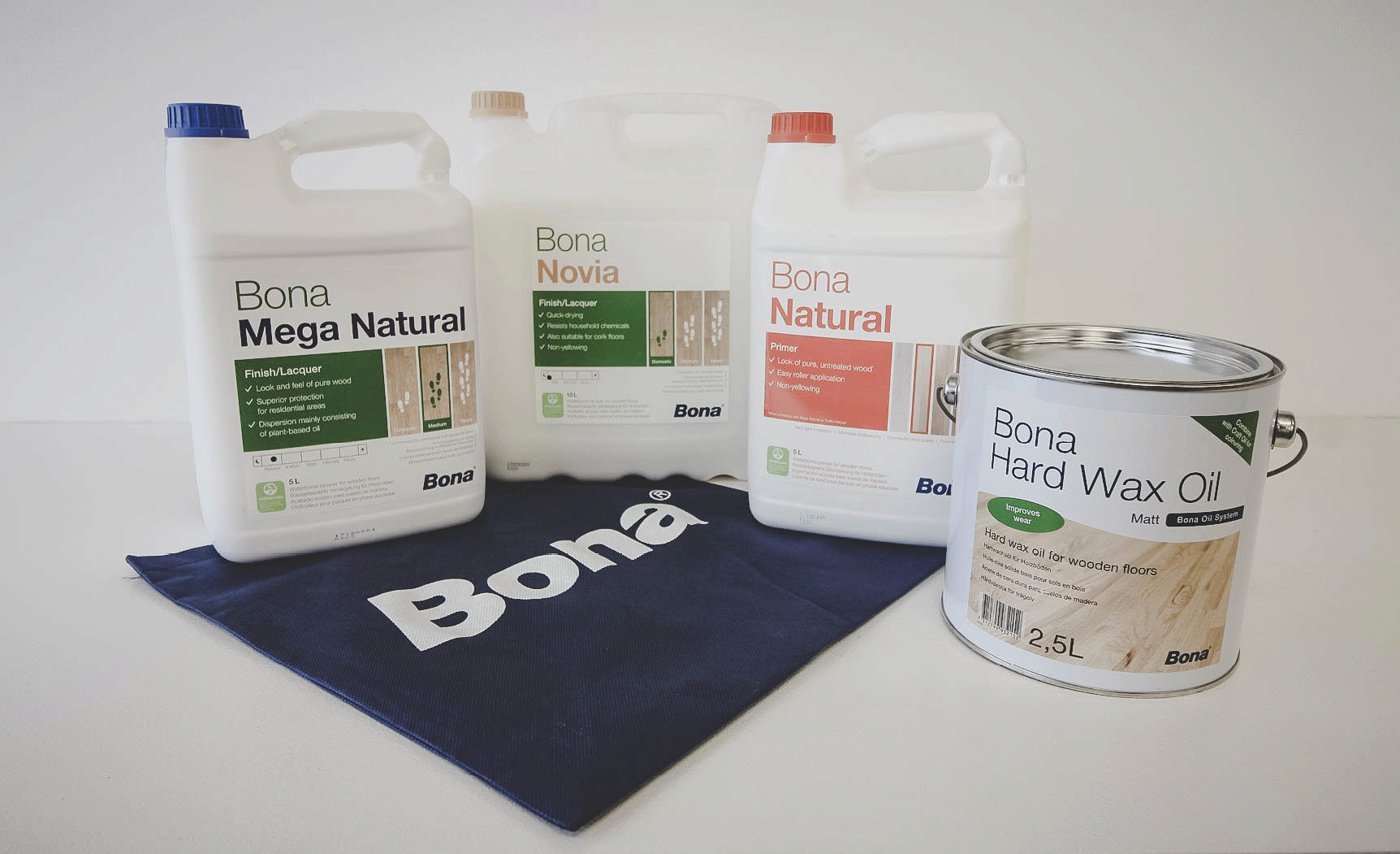 manutenzione biocompatibile parquet