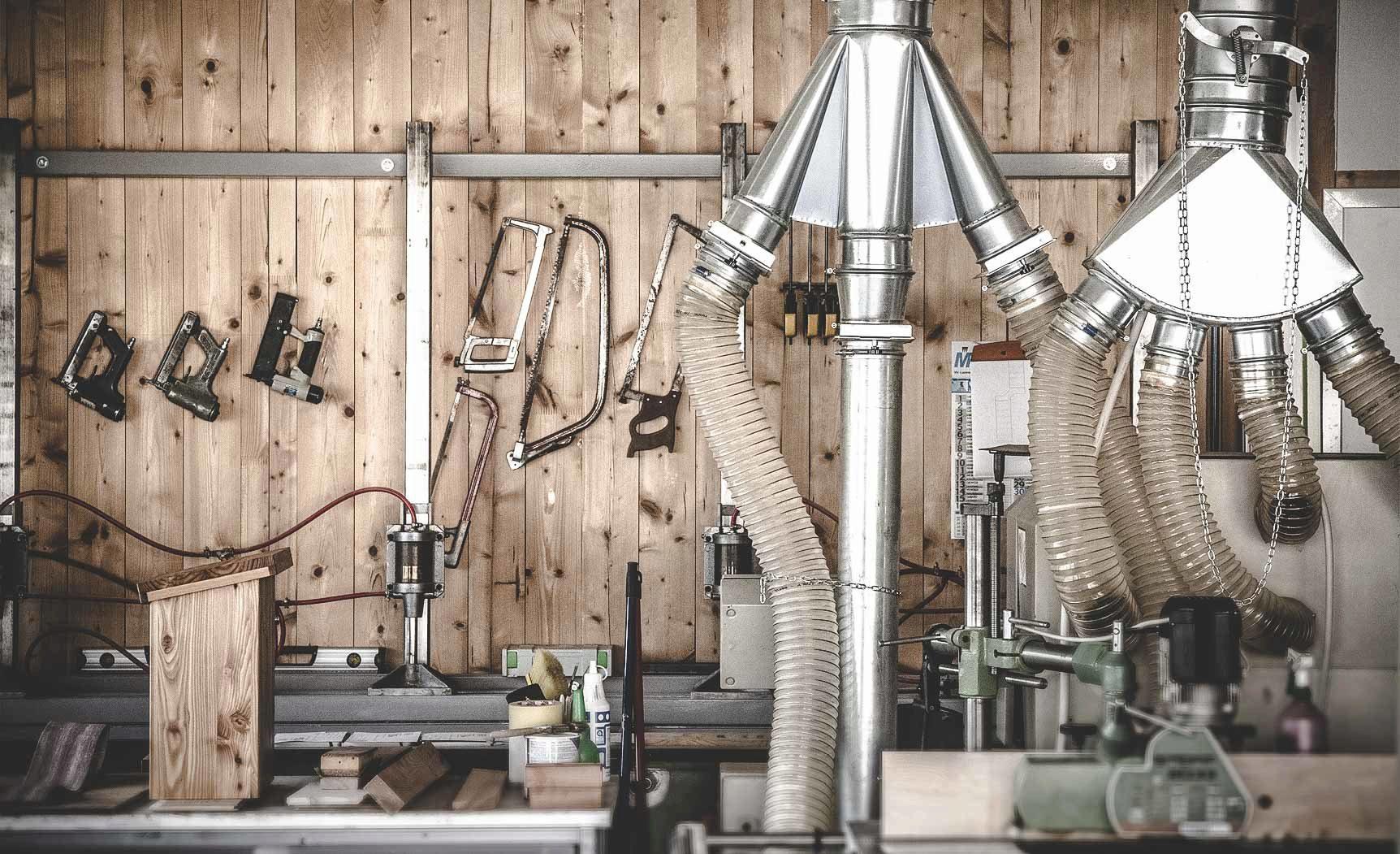 laboratorio pavimenti in legno